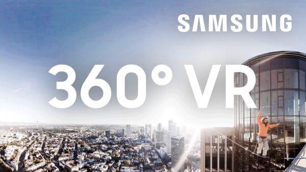 دانلود فیلم 360 درجه واقعیت مجازی بند بازی بین دو برج در فرانکفورت آلمان