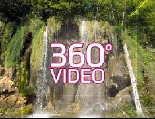 آبشار دریاچه پلیتویک کرواسی