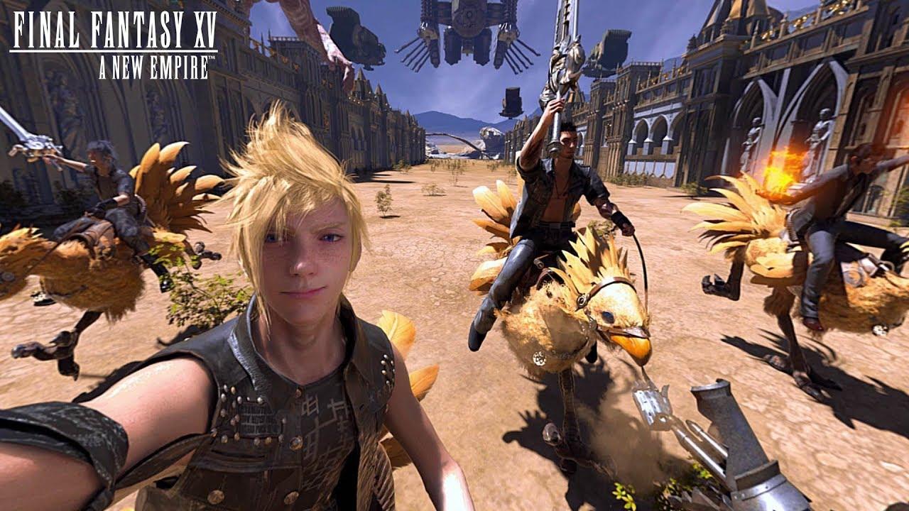 دانلود ویدئوی واقعیت مجازی 360 درجه