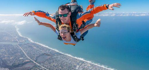 دانلود فیلم 360 درجه واقعیت مجازی پرش از هواپیما Skydiving