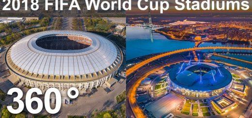 دانلود فیلم 360 درجه واقعیت مجازی استادیوم های جام جهانی 2018 روسیه
