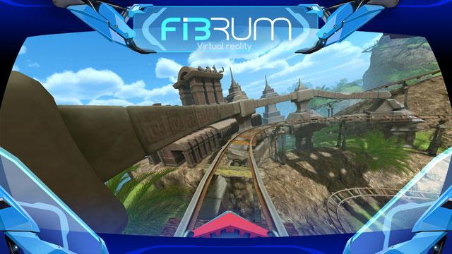 پیش نمایش برای : دانلود بازی ترن هوایی واقعیت مجازی Roller Coaster VR