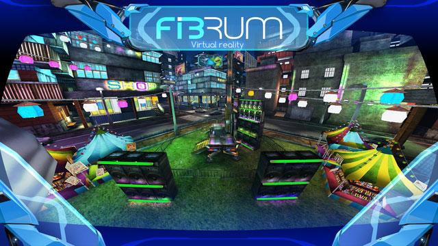 دانلود بازی تاب واقعیت مجازی VR Swing – virtual attraction screenshot