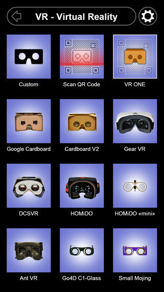دانلود نرم افزار واقعیت مجازی Sites in VR screenshot