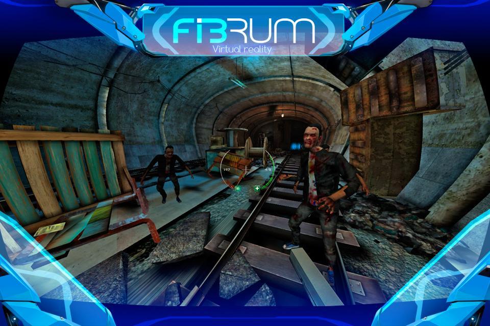 پیش نمایش برای : دانلود بازی واقعیت مجازی تیراندازی زامبی Zombie Shooter VR