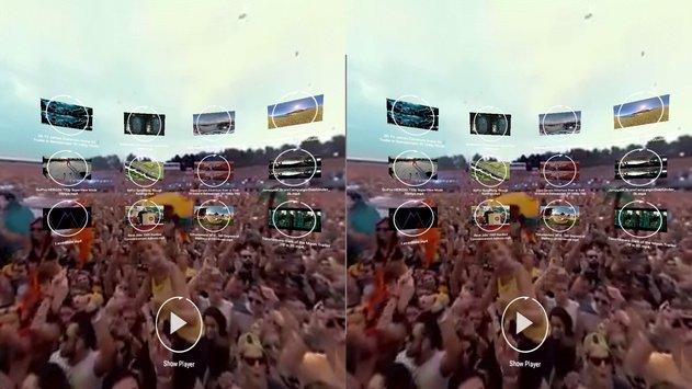 دانلود پلیر واقعیت مجازی AAA VR Cinema Cardboard 3D SBS screenshot