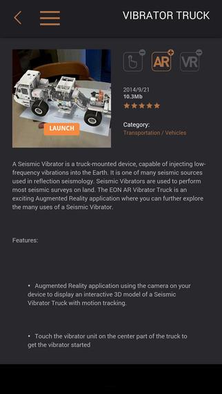دانلود نرم افزار آموزشی واقعیت مجازی EON Experience VR screenshot