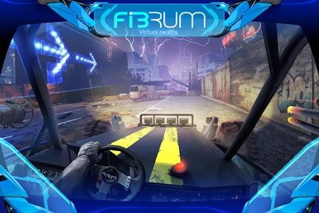 دانلود بازی رانندگی واقعیت مجازی Mad Race VR screenshot