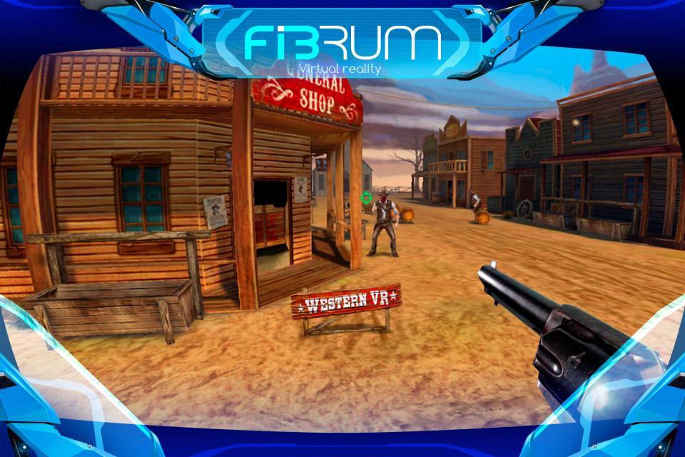 دانلود بازی تیراندازی واقعیت مجازی Western VR Shooter screenshot