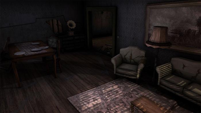 دانلود بازی واقعیت مجازی ترسناک House of Terror VR screenshot