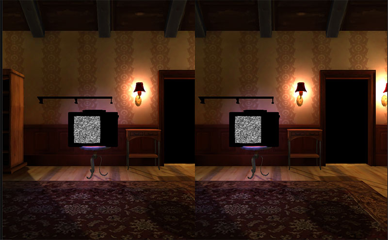 دانلود بازی واقعیت مجازی ترسناک Sisters VR screenshot