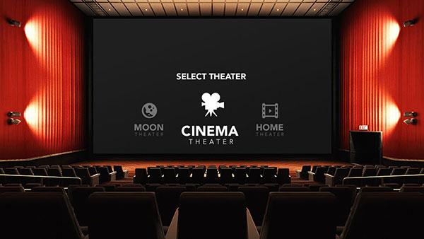 سینمای هدست واقعیت مجازی سامسونگ samsung gear vr