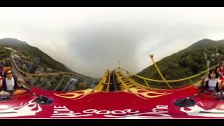 دانلود فیلم واقعیت مجازی ترن هوایی در پارک هالیوود