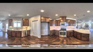 دانلود ویدئوی واقعیت مجازی 360 درجه بازدید از خانه ویلایی