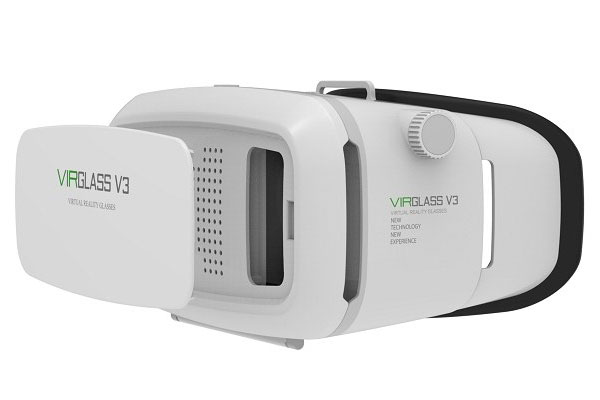 عینک واقعیت مجازی ویرگلاس virglass 3