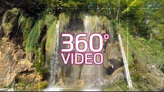 ویدئوی واقعیت مجازی 360 درجه آبشار