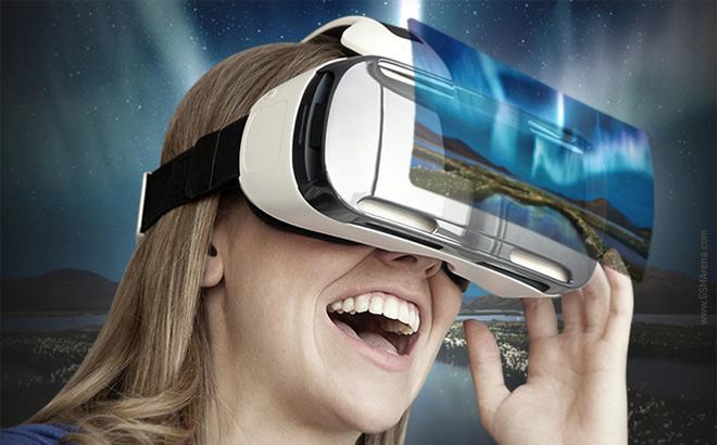 واقعیت مجازی چیست؟ gear vr