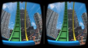 تصویر بازی ترن هوایی واقعیت مجازی 03