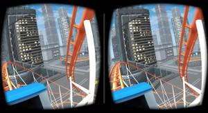 تصویر بازی ترن هوایی واقعیت مجازی 04
