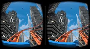 تصویر بازی ترن هوایی واقعیت مجازی 05