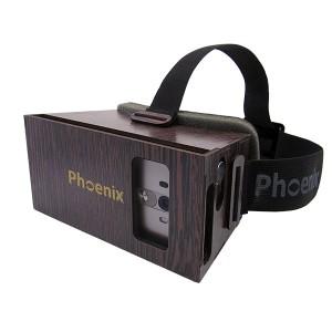 عینک واقعیت مجازی چوبی فونیکس لایت ونگه