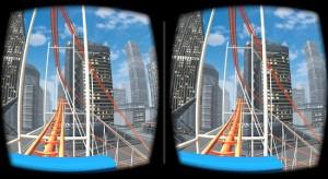 تصویر بازی ترن هوایی واقعیت مجازی 06