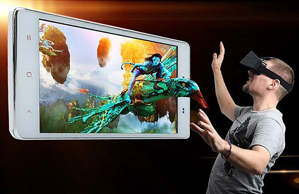تماشای فیلم با واقعیت مجازی