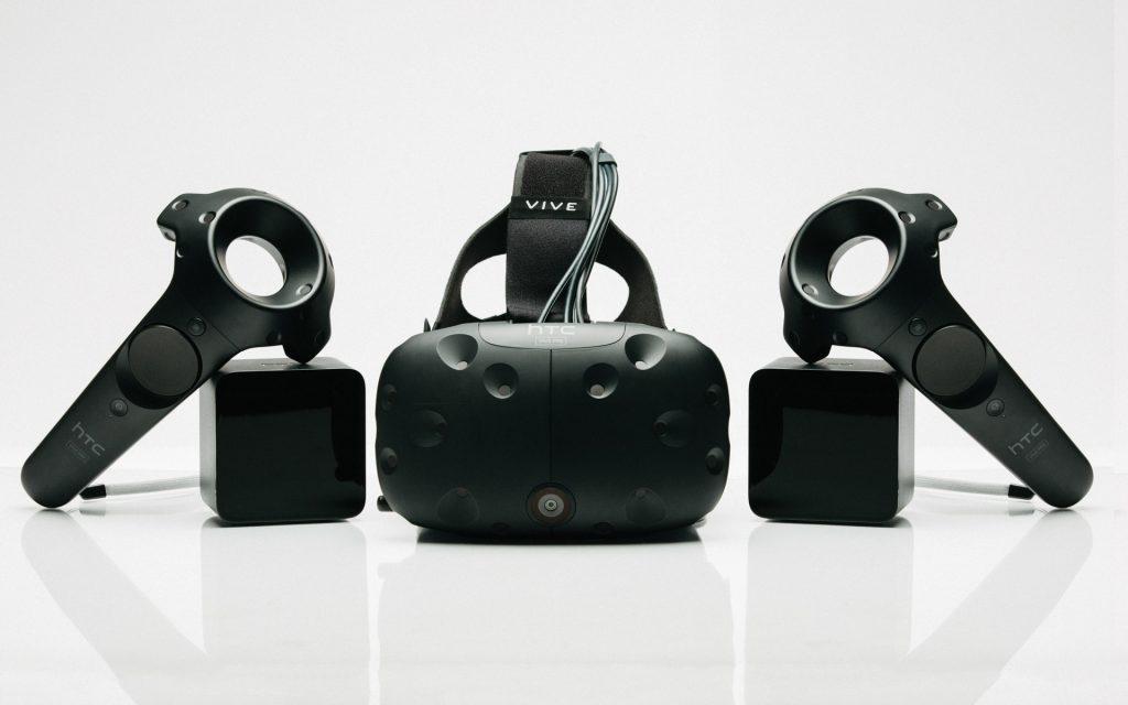 هدست واقعیت مجازی اچ تی سی وایو HTC Vive