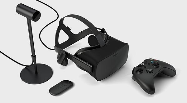 هدست واقعیت مجازی اکیولس ریفت Oculus rift