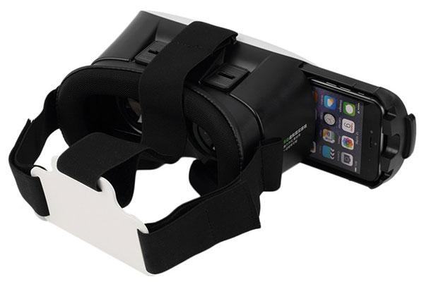 کشویی هدست واقعیت مجازی VR Box 2