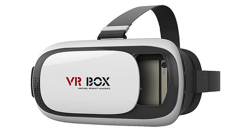 هدست واقعیت مجازی VR Box 2 واقعیت افزوده