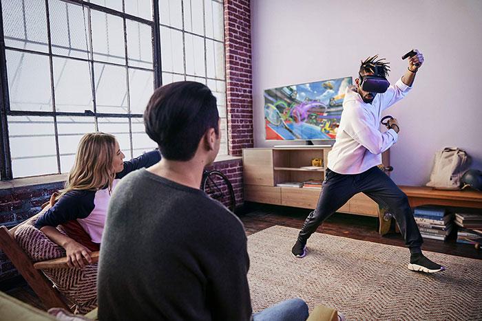 بازی های عینک واقعیت مجازی اکیولس کوئست Oculus Quest