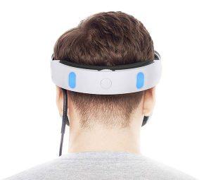 هدست واقعیت مجازی سونی پلی استیشن SONY Playstation VR از پشت