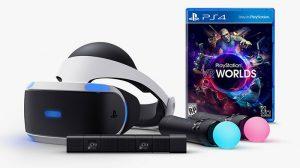 باندل هدست واقعیت مجازی سونی پلی استیشن SONY Playstation VR