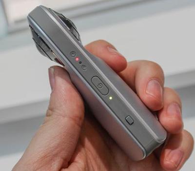 دوربین واقعیت مجازی 360 درجه ال جی LG 360 cam 2