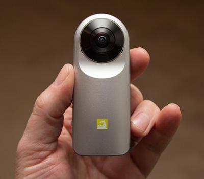 دوربین واقعیت مجازی 360 درجه ال جی LG 360 cam 3