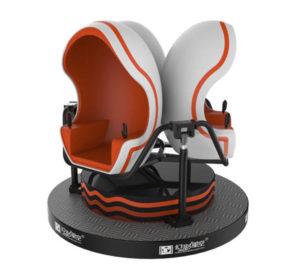 صندلی شبیه ساز واقعیت مجازی 2
