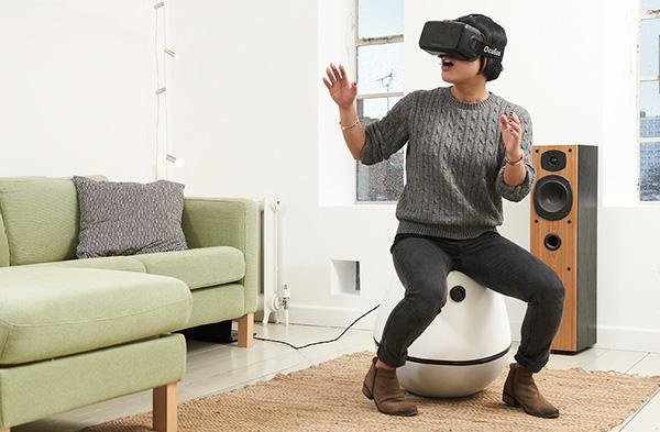 صندلی کنترلر واقعیت مجازی VR Chair 2