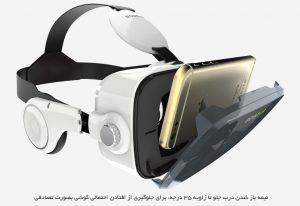لبه نگهدارنده هدست واقعیت مجازی بوبو BOBO VR Z4