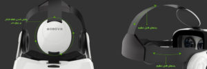 هدست واقعیت مجازی بوبو BOBO VR Z4 7