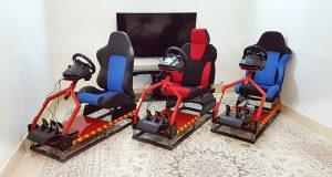 شبیه ساز رانندگی واقعیت مجازی 2