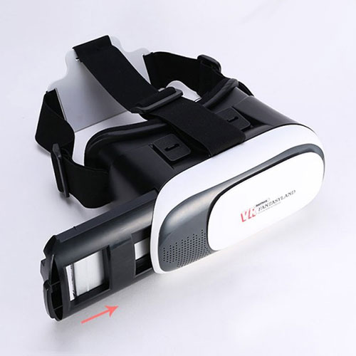 هدست واقعیت مجازی ریمکس Remax RT V01 Fantasyland VR 3