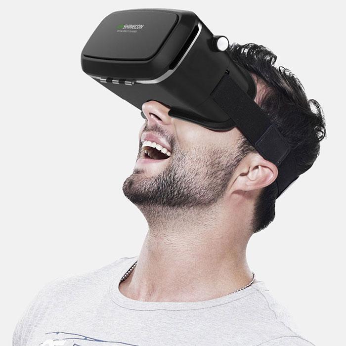 هدست واقعیت مجازی وی آر شاینکن VR SHINECON 11