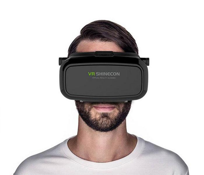 هدست واقعیت مجازی وی آر شاینکن VR SHINECON 12