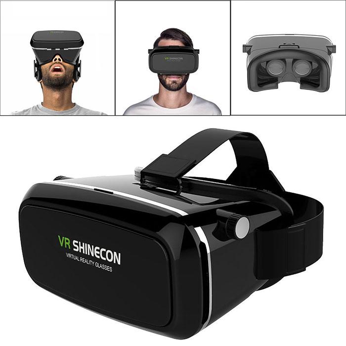 هدست واقعیت مجازی وی آر شاینکن VR SHINECON 17
