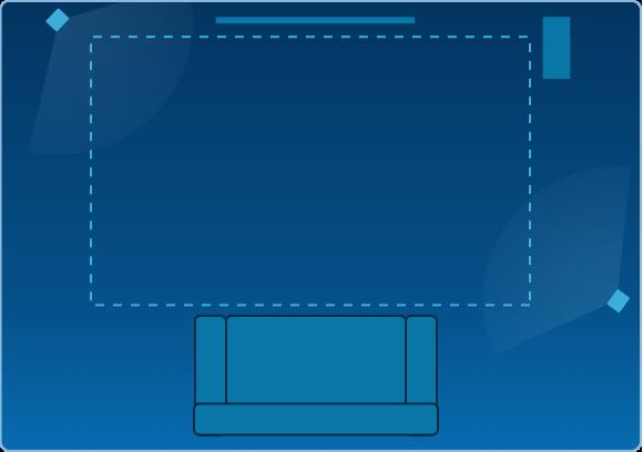 تعیین محل قرارگیری هدست واقعیت مجازی اچ تی سی وایو HTC Vive