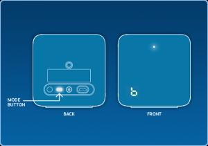 اتصال سنسور base station به برق و یکدیگر