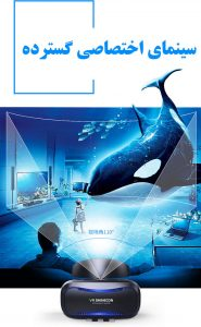 سینمای واقعیت مجازی وی آر شاینکن VR SHINECON 4