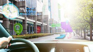 واقعیت مجازی در خودروها
