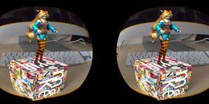 اپلیکیشن واقعیت افزوده VR ONE AR